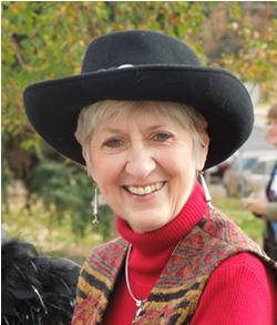 Karen Hupp serves as the treasurer of Christ's Church in Castle Rock.
